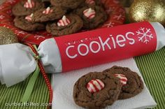 Cookies in A Roll -- A great neighbor/teacher/quick gift
