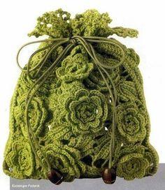 Crochet: Totes bags
