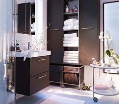 IKEA Bathroom Design Ideas 2012   love this bathroom!
