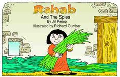 Rahab and the Spies - Lambsongs Bible Story Books