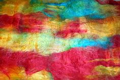 silk fusion paper - for crafter after hours