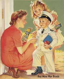 ticonderoga, favorit art, start, artfranc tipton, art franc, franci tipton, children vintag, illustr, frances tipton hunter