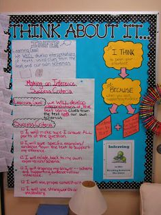 Flow chart to help students see how to answer a question