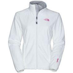Pink Ribbon Osito Jacket (Women's) #NorthFace #RockCreek