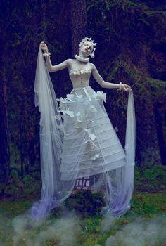 #creative #fashion #photography by Natalie Shau  [ via pphotography.net ]