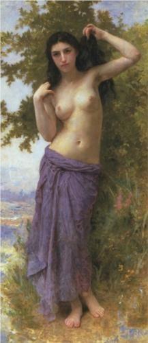 Beaut Romane - William-Adolphe Bouguereau