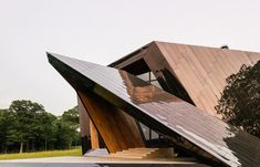 Conneticut House {Architect Daniel Libeskind} Amazing!