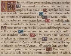 menor letra redonda cortada - illumination techniques