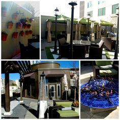 Spring is in the air at Rooftop 866! #midtown #atlanta #outdoor #bar