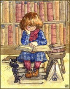 """""""It is very risky. But each time a child opens a book, he pushes open the gate that separates him from Elsewhere."""" — Lois Lowry"""