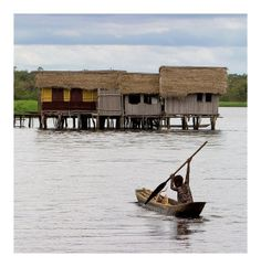 Ghana Rising: Tourism: Nzulezo Village, Western Ghana…. The Next Big Tourist Destination……A must for all connoisseurs of travel………