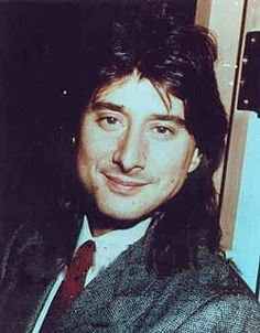 What? I have a picture of Steve Perry on my Pinterest. Must be because I like solid rock and roll and great hair cuts! And moles.