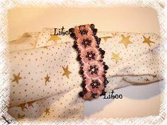 Bracelet Flocon Tutorial