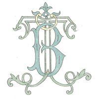 Just click on site for the most beautiful ever monograms. decor, site, cypher, crafti, art, beauti monogram, diy, monograms, design