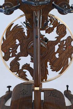 dragon spinning wheel