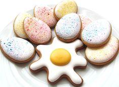 """Super cute """"oops"""" cookies. #EtsyNetherlands"""