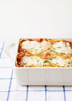Vegetarian lasagna | Recipes I Need