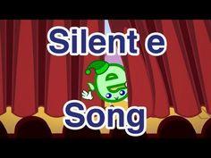 ▶ Silent e Song - Preschool Prep Company - YouTube