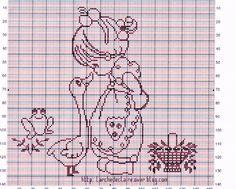 la petite fille et l'oie