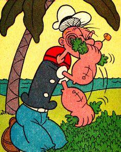 Popeye, Danger Ahoy! 1969