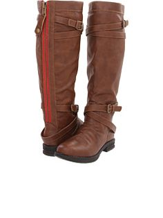 Just bought these adorable Madden Girl boots at Zappos. Free shipping, free returns, more happiness!