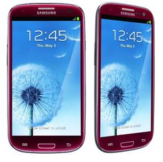 AT scores red Galaxy S III, pre-orders start July 15th