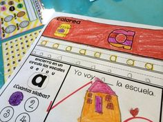 Dulces Palabras Volumen 1 {Sight Word Practice Pages in Spanish}