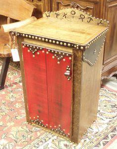 Texas True Little Buckeroos Showroom - Texas Western Memorabilia ~ Collectible Furniture