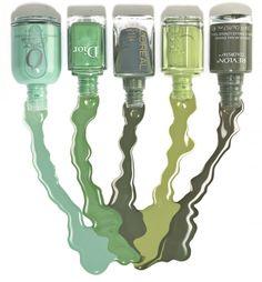 Jade nails.