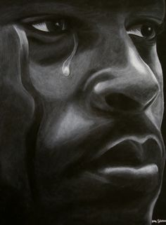 White Charcoal 19x25in