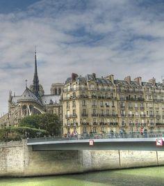Ile de France in Paris | Notre Dame