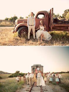 Cool wedding pics