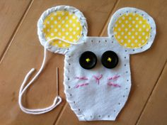 Lalaloopsy craft for party - Polka Dot Daze