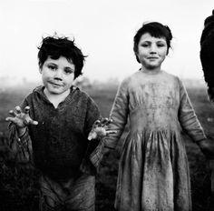 Alen MacWeeney - Bernie and Nell, irish travellers (1965)