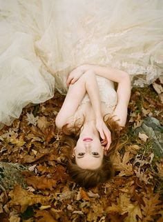 Bride Among the Fall