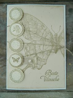 SU! Swallowtail card