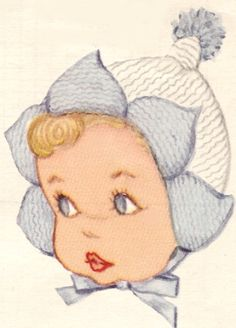. art illustr, vintag knit, vintag babi, illustr design