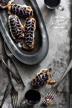 Smores Eclair via Bakers Royale