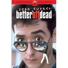 One of the best 80's movies ever! Love John Cusack!