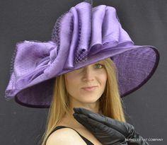 Southern Belle Kentucky Derby Hat