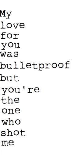 Bulletproof Love - Pierce the Veil