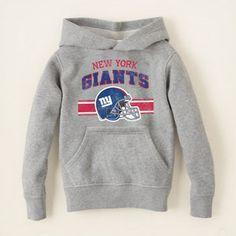 NY Giants graphic hoodie
