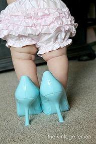 Chubby baby legs :)