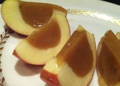 Inside out caramel apples - yum! Apple Recipes for Kids and Families  | Mommy Poppins Boston