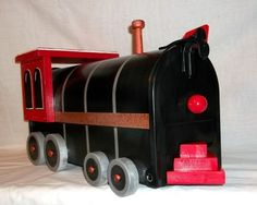 Train mailbox