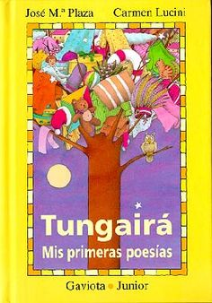 Collection of Spanish poems for kids, recopilación de poemas para niños