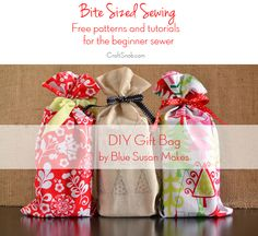 DIY Gift Bag - Craft Snob