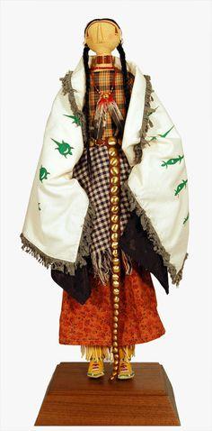Jamie Okuma doll