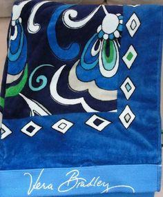 VB Bali Blue Towel - retired