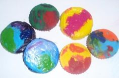 glass crayon, stain glass, craft ideas, stained glass